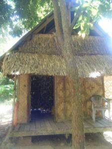 Thai beach bungalow, Railey East, Thailand